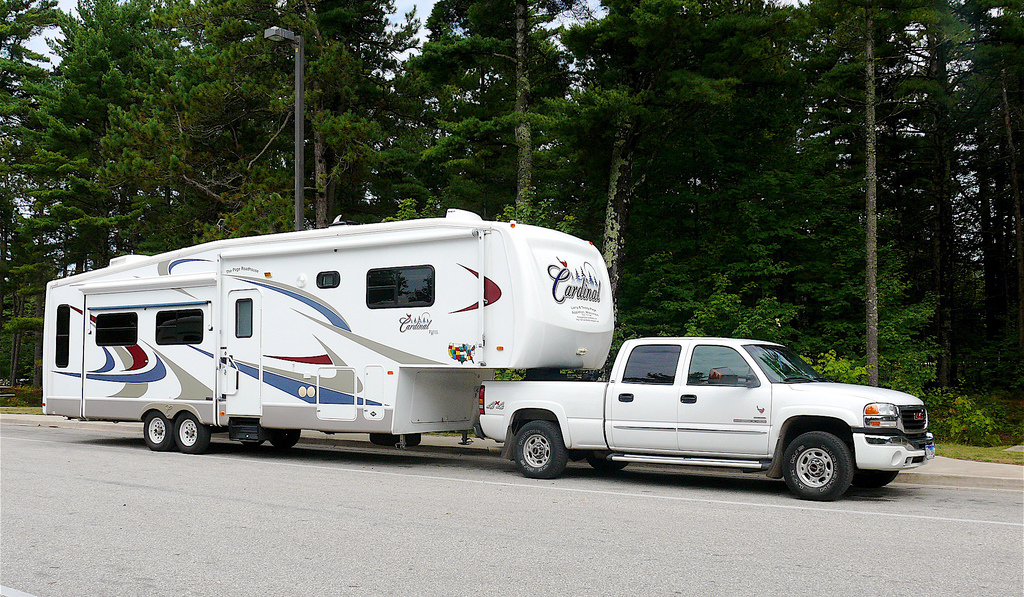 best fifth wheel trailer