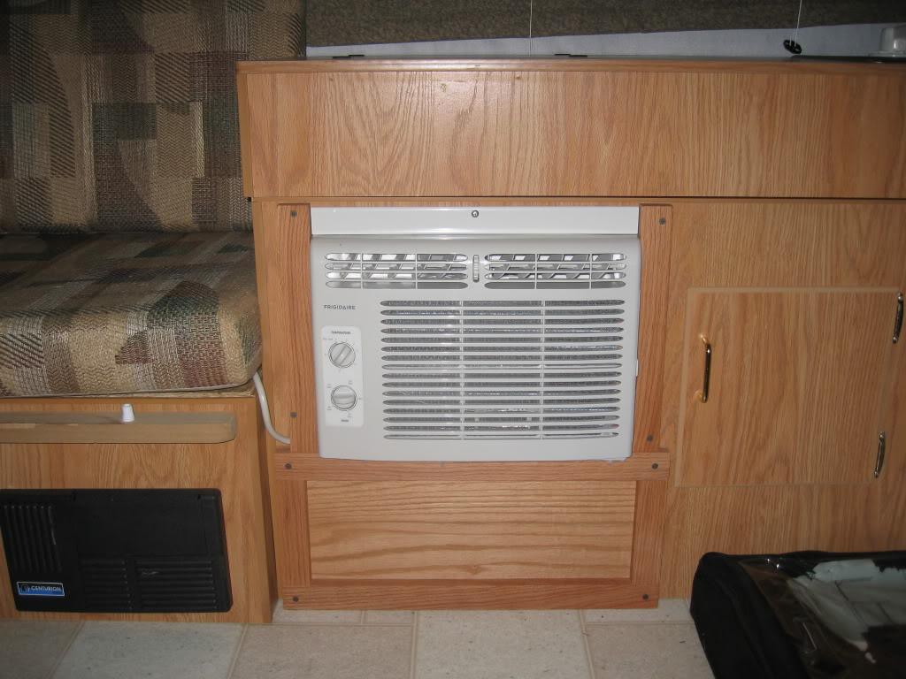 Conditioner Camper Photo Gallery