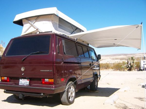 Pickup Camper Awnings - Camper Photo Gallery
