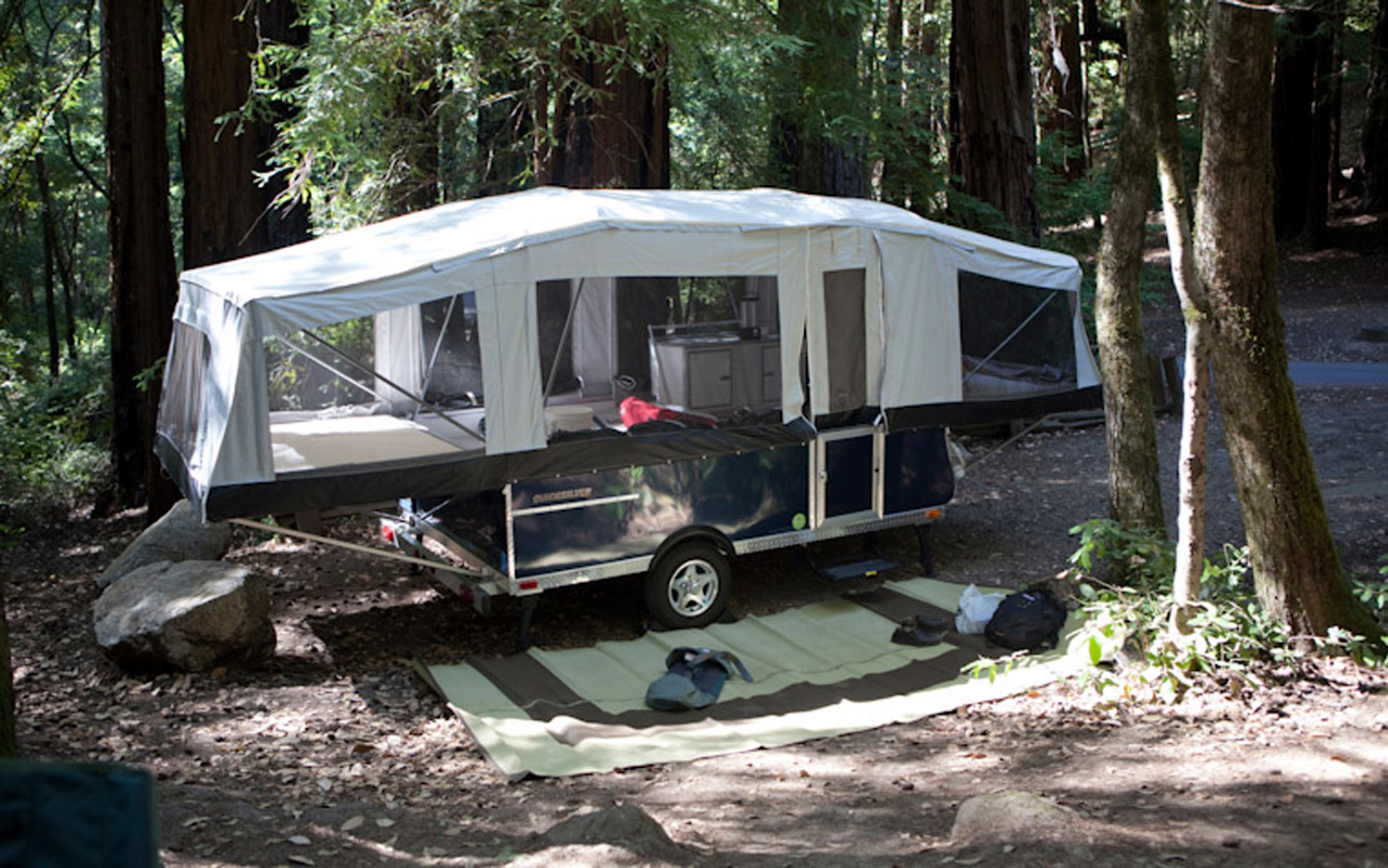 Camping Trailer Camper Photo Gallery