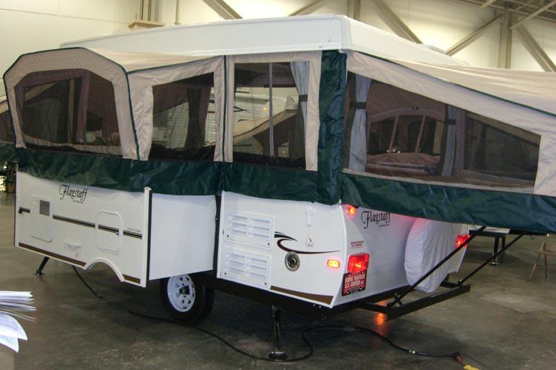 Type B Motorhome Interior Camper Photo Gallery