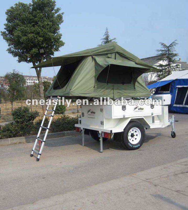 Fantastic  Camping Trailers Moreover The Small Manufacturer Likes The Idea Of
