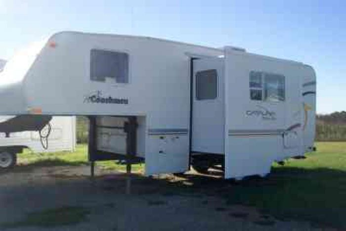 small fifth wheel trailers