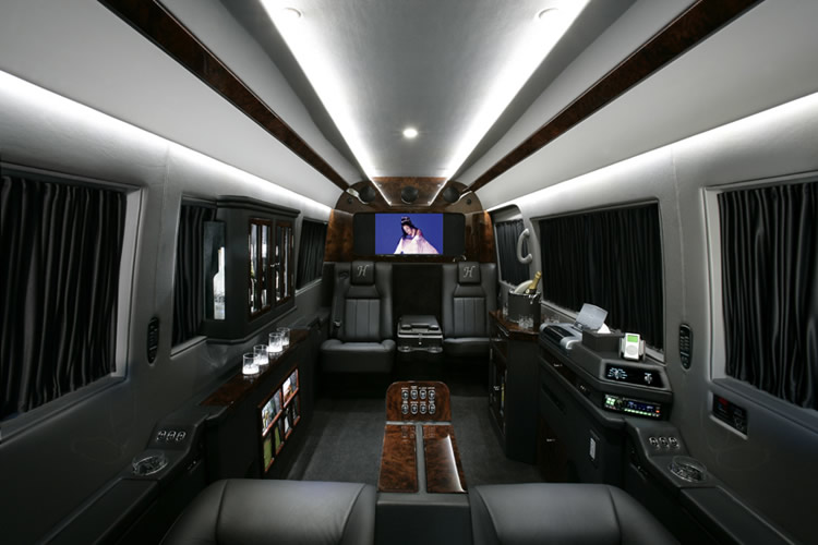 Sprinter Van Conversions Camper Photo Gallery