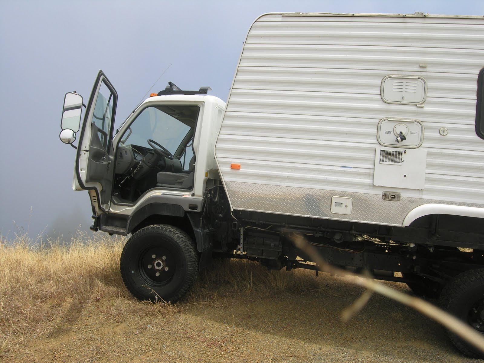 4x4 camper trailer