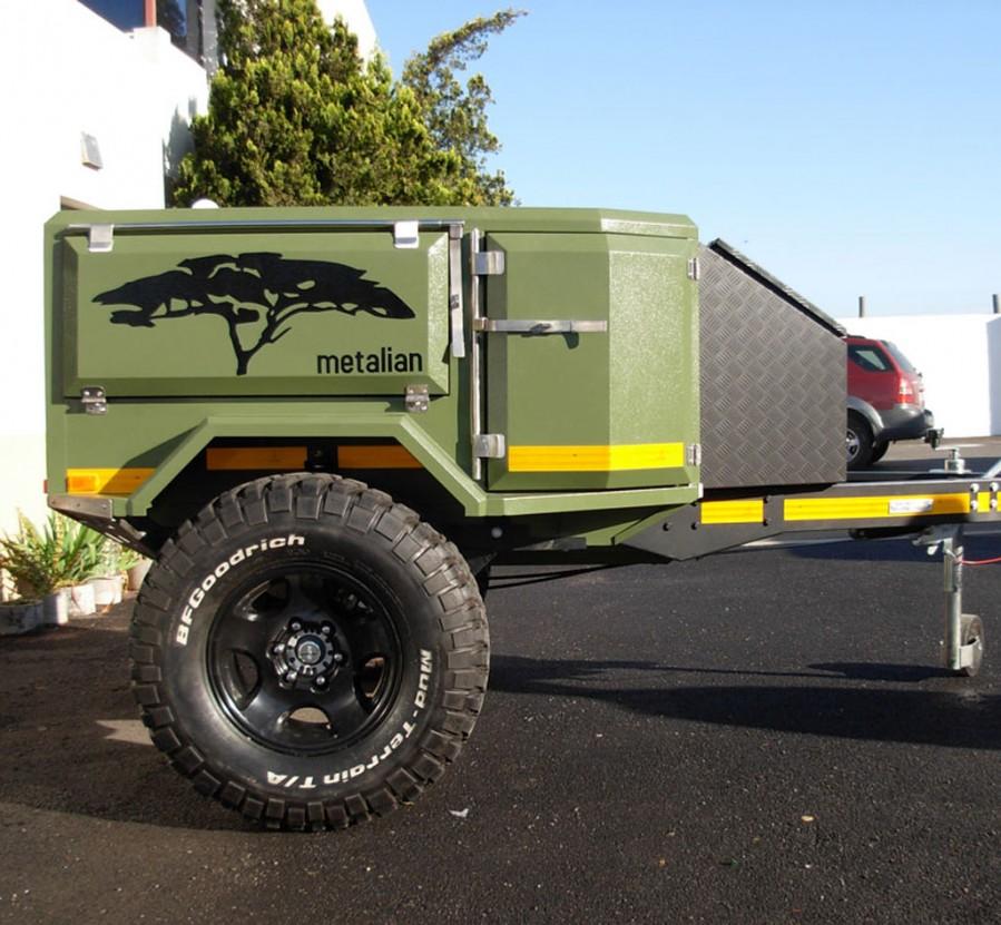 4x4 camper trailers
