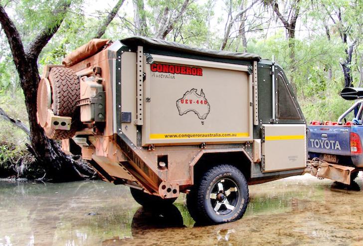 aussie camper trailers