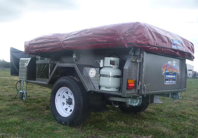 australian camper trailers
