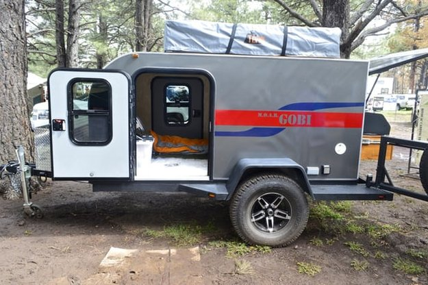 Best Small Camping Trailers – Camper Photo Gallery