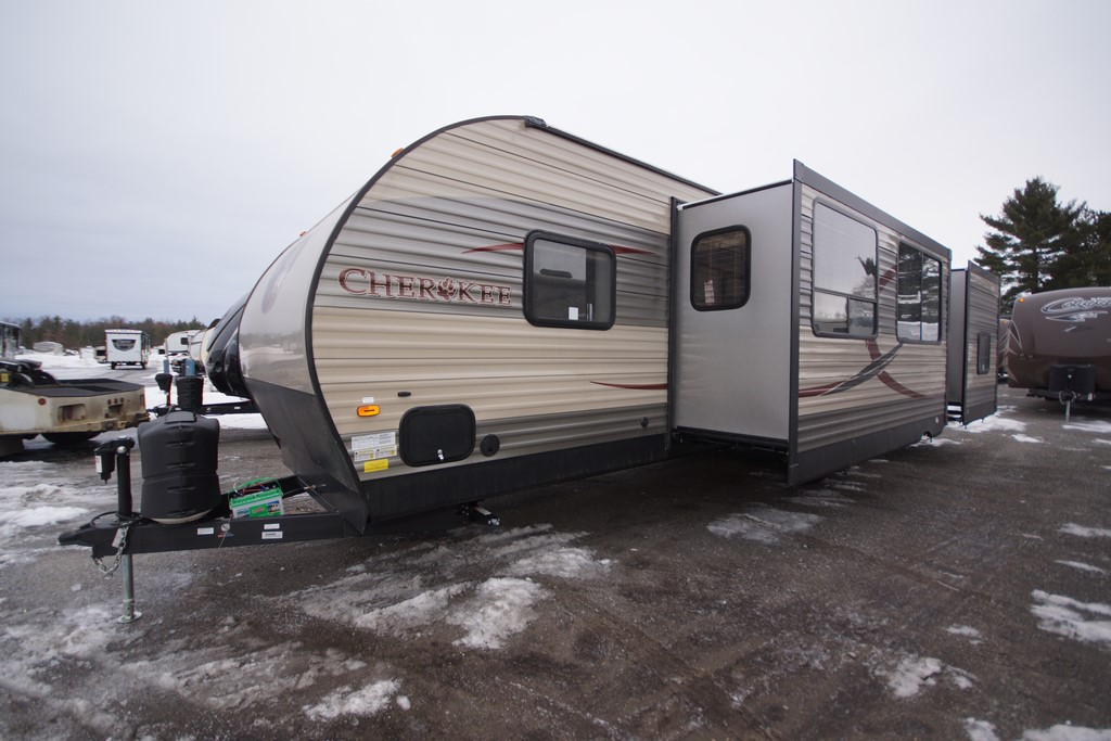 best travel trailers 2015