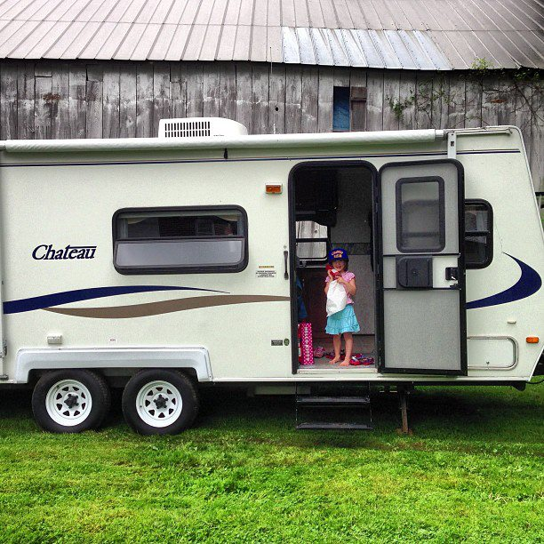 buy a camper trailer