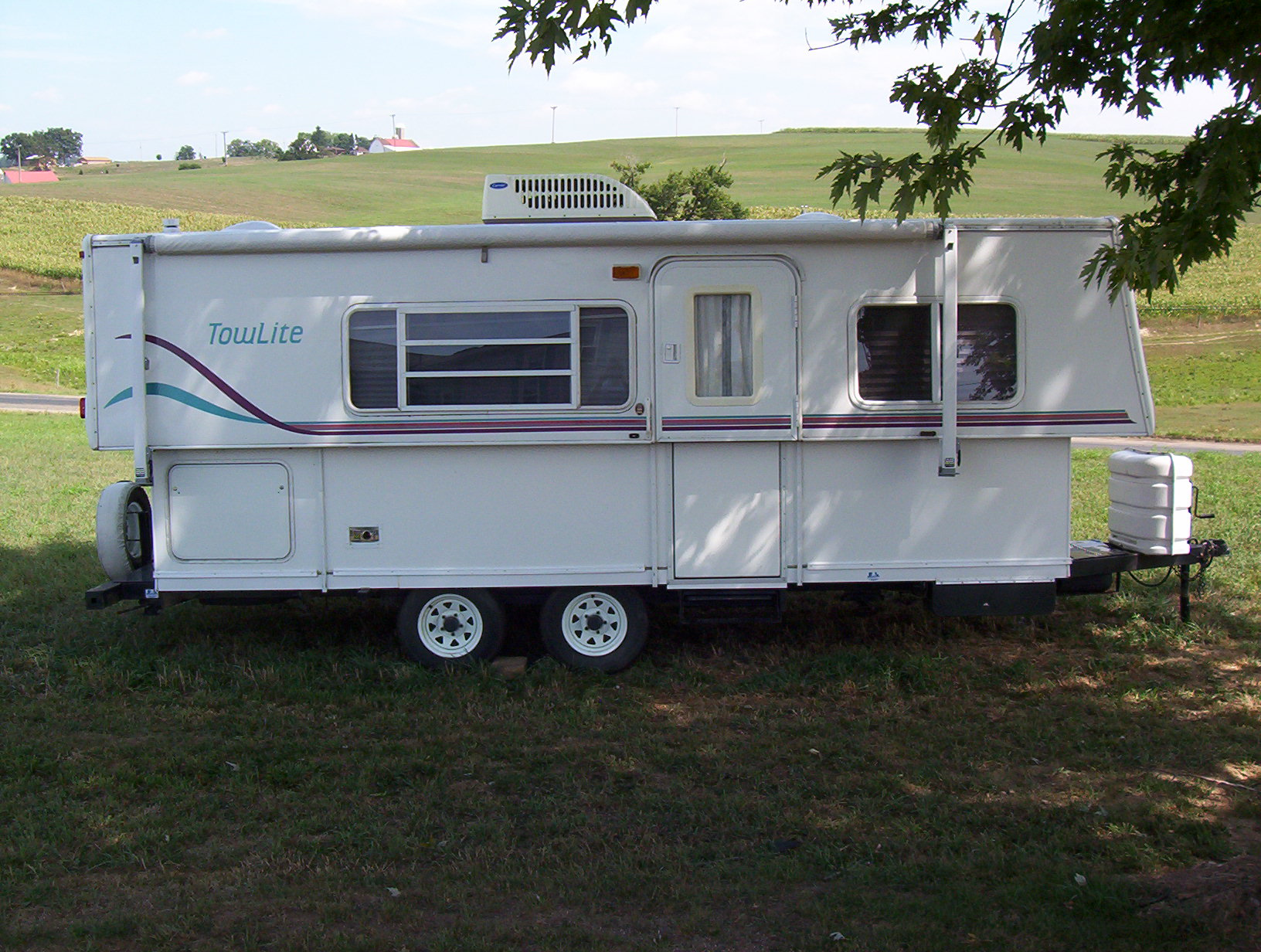 buy camper trailer