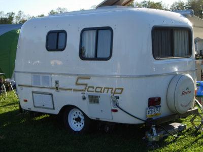 camper small