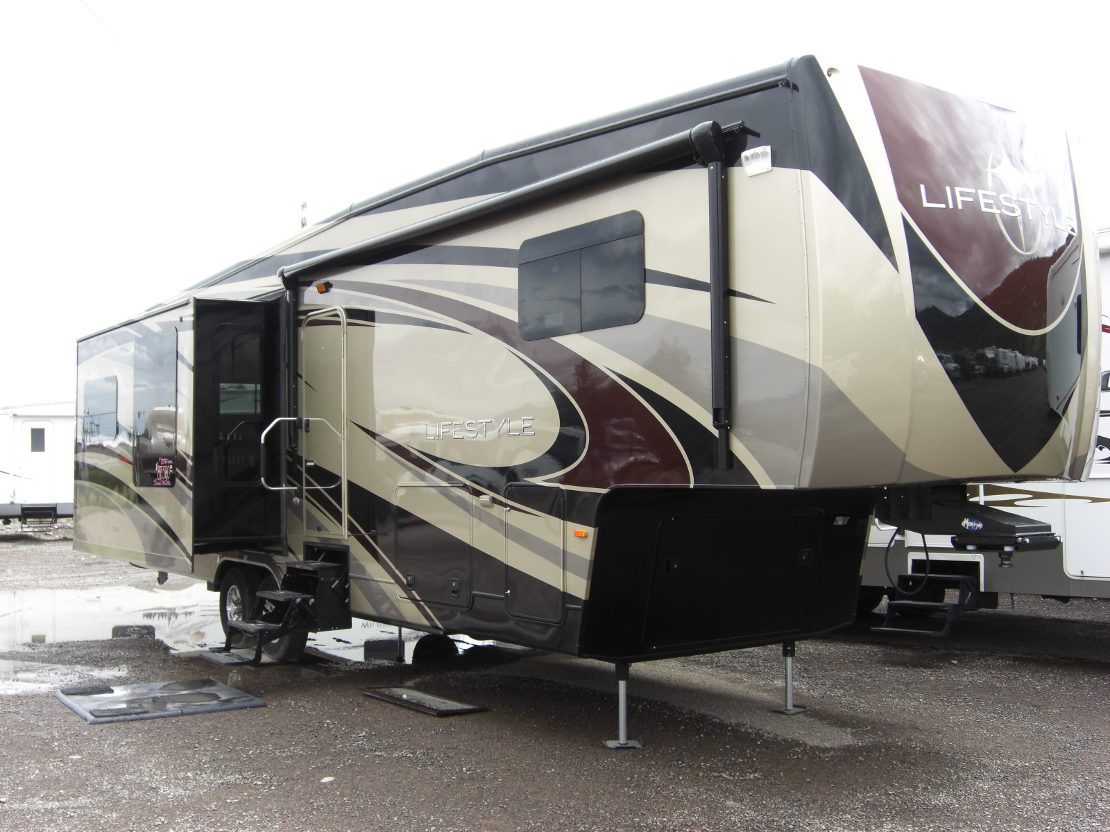 camper trailer sales