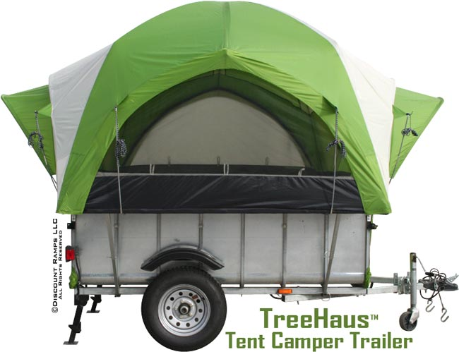 camper trailer tent