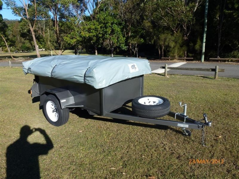 camper trailer tops