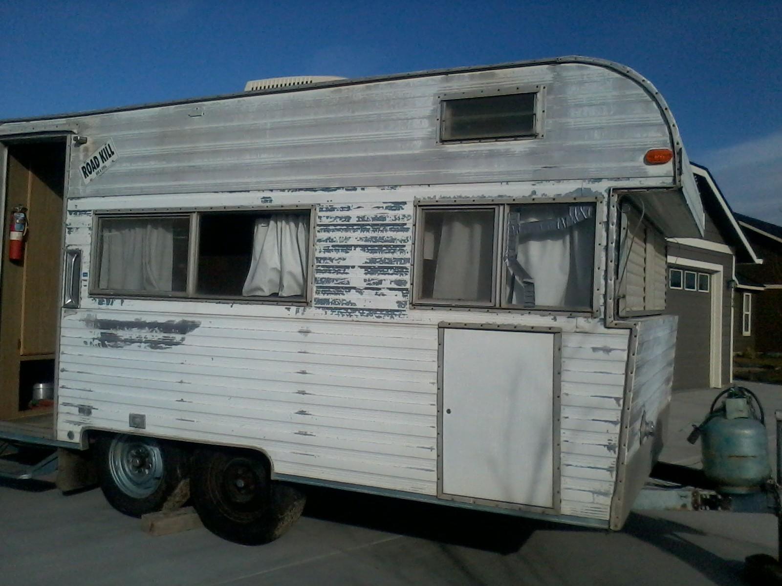 camper travel