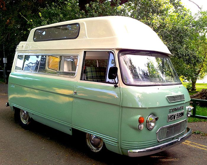 camper van conversion