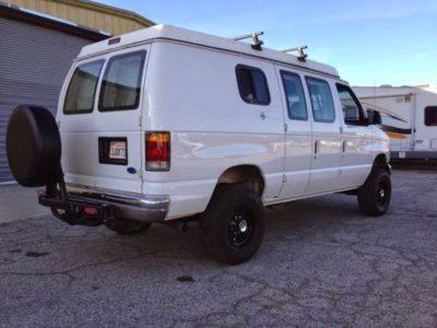 camper van used