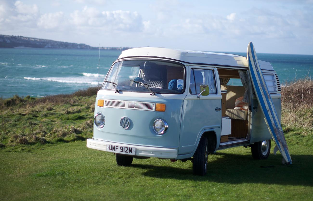 camper vans to hire