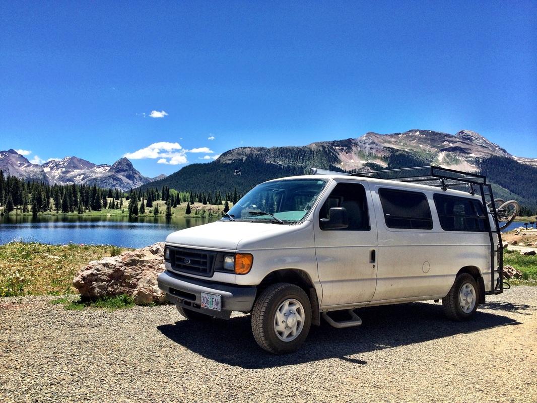 camper vans to rent