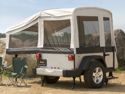 camping trailers prices