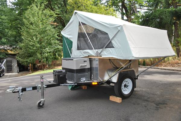 compact trailers for camping