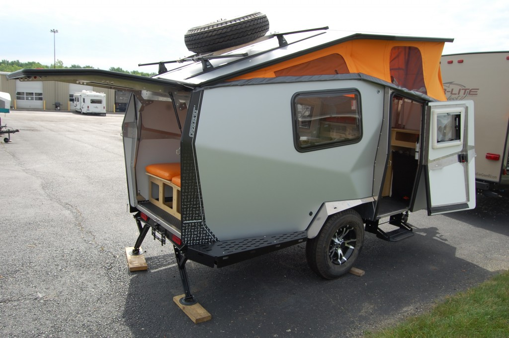 compact travel trailers