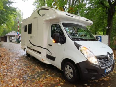 european motorhome hire