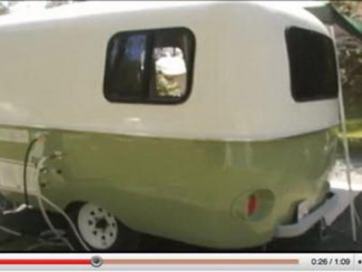 fiberglass travel trailers
