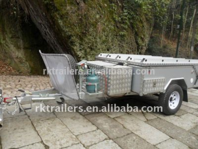hard floor camper trailers