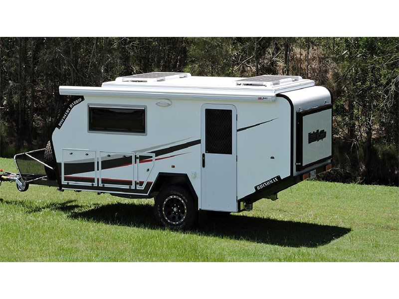 Hybrid Camper Photo Gallery