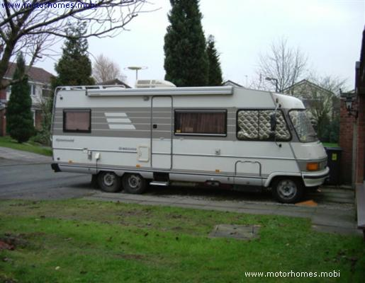 hymer motorhomes for sale