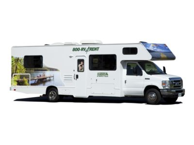 large motorhome hire