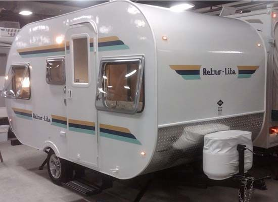 light rv trailers