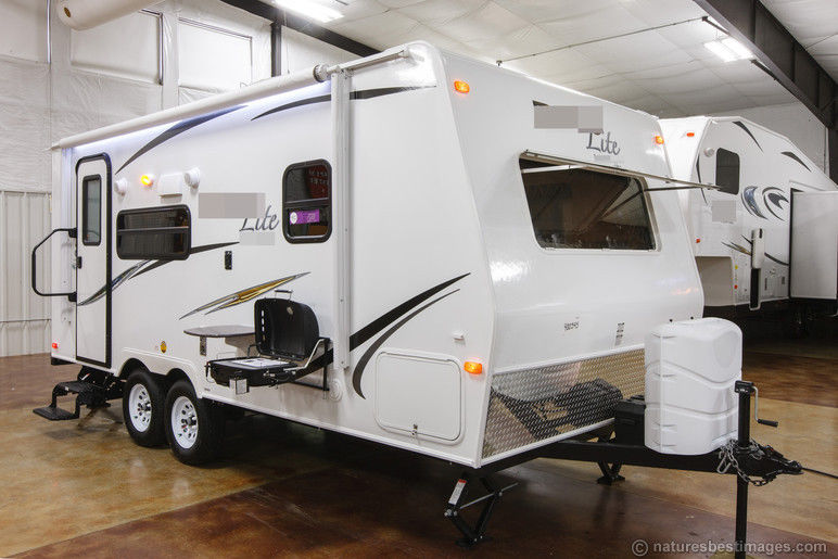 lite travel trailers for sale