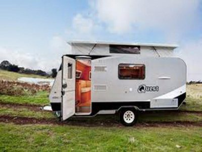 little camper trailer