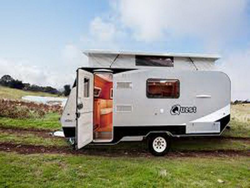 little camper trailer