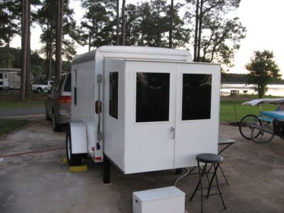 little camping trailers