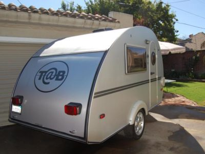 little travel trailers