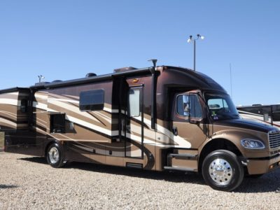 luxury motorhomes for sale