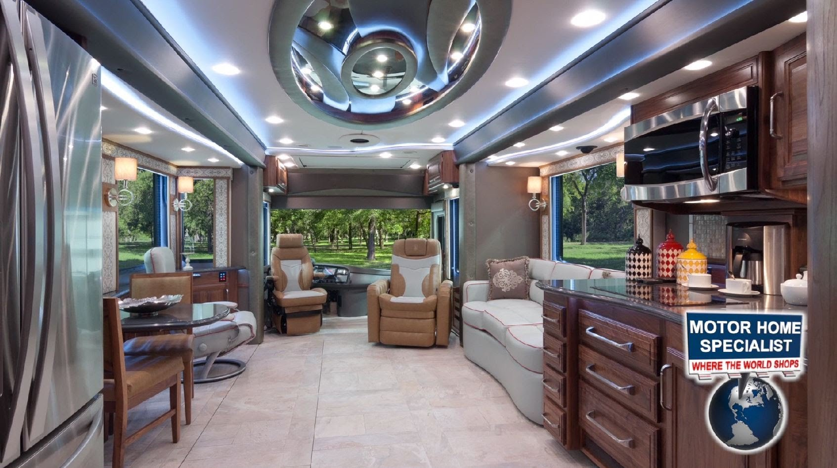 Luxury Motorhomes For Sale Camper Photo Gallery