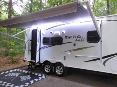 micro camper trailer