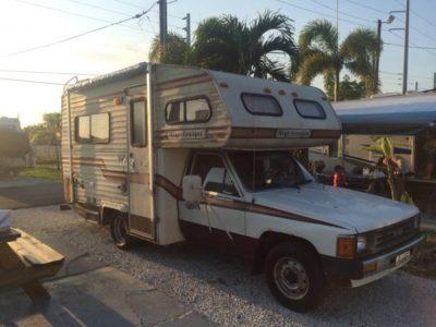 mini camper trailer for sale