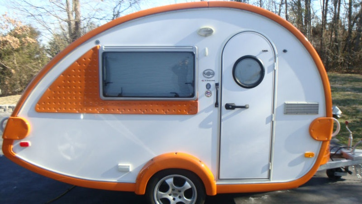 mini camper trailer