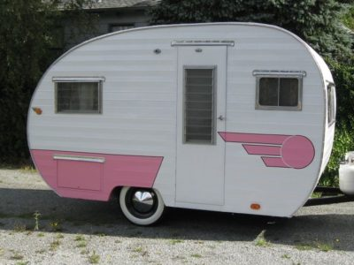 mini camper trailers for sale
