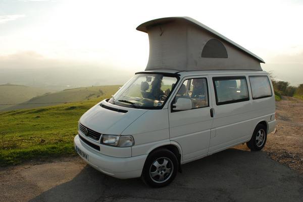 mini camper vans