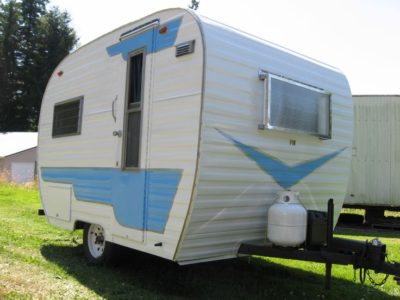 mini rv trailers for sale