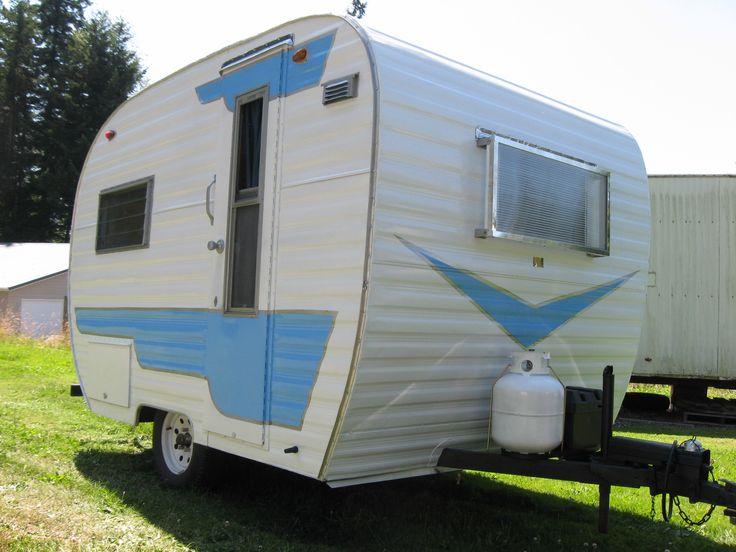 mini rv trailers for sale