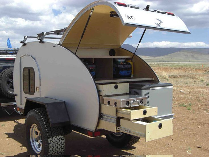 mini teardrop camper